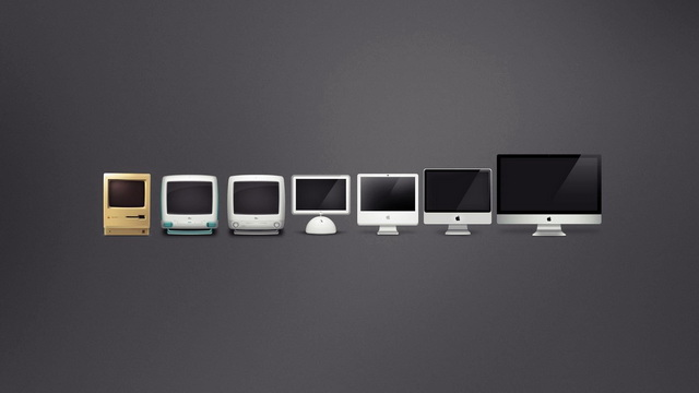 Evolution-of-Mac-1920×1080-HD-Wallpaper